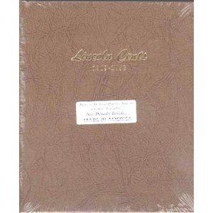 Dansco 7103 Lincoln Cents Album 1909-1958 (Hardcover)