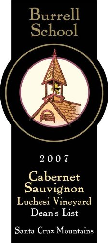 2008 Burrell School Vineyards Santa Cruz Mountains Cabernet Sauvignon 750 Ml