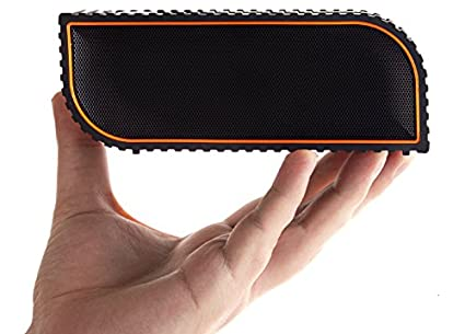 Prolix Touch Control Portable Bluetooth Speaker