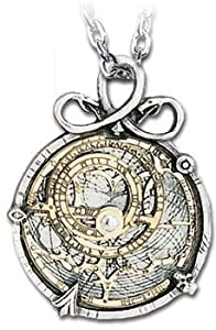 Anguistralobe - Alchemy Gothic Pendant Necklace