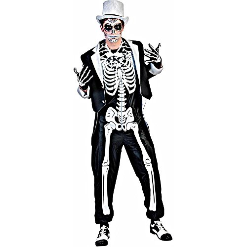 Day of the Dead Horror Bridegroom Adult Costume