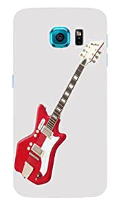 Back Cover for Samsung Galaxy S6 Edge Plus guitar
