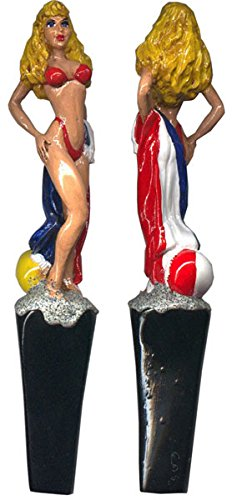 Beach Babe Beer Tap Handle