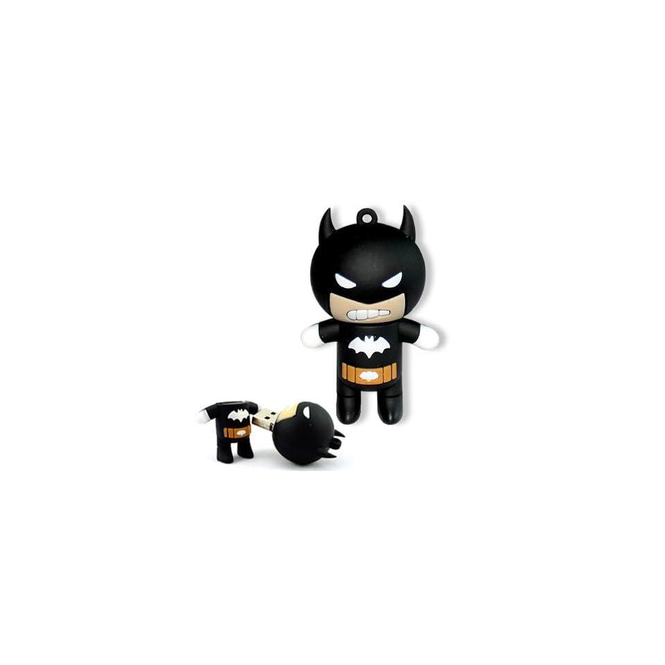 8GB Novelty Cute Cartoon Batman USB Flash Pen Drive Memory Stick Gift UK [PC]