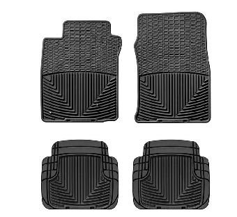 2006-2010 Pontiac G6 Black WeatherTech Floor Mat (Full Set) [Convertible] (Weathertech Floor Mats Pontiac G6 compare prices)
