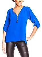 Glamour Paris Blusa Lili (Azul)