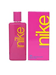 Nike Woman Eau De Toilette Natural Spray,100ml (Pink)