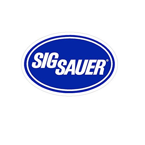 Sig Sauer 2nd Amendment Home Security NRA Gun window sticker decal