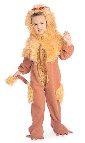 Baby Boys - Wizard Of Oz Coward Lion Toddler Costume Halloween Costume