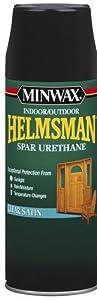 Minwax 33255 Helmsman Spar Urethane, Satin Finish