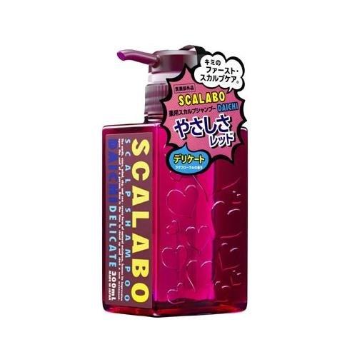 スカラボ 薬用スカルプシャンプー DAICHI 300ml