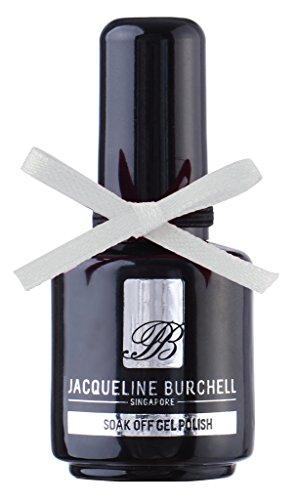 ジャクリーンバーチェル ジェルポリッシュカラーホワイト系#1 SW001 ホワイト