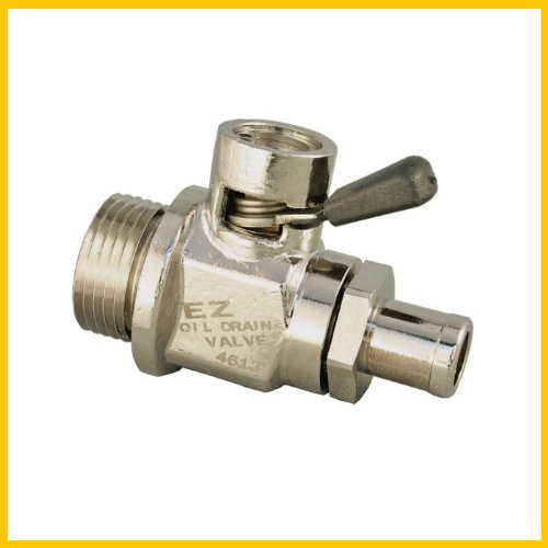 Ez-111 Ez Oil Drain Valve With Removable Hose End Combo