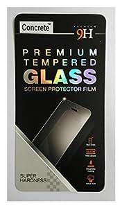 CONCRETE SG-444 PREMIUM TEMPERED Glass for HTC ONE M7