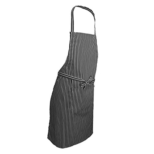 obviouschef-striped-apron-adult-professional-apron-single-pocket-single-string-adjustable-1-striped