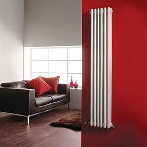 Hudson reed radiatore termoarredo tradizionale design - Termoarredo verticale ...