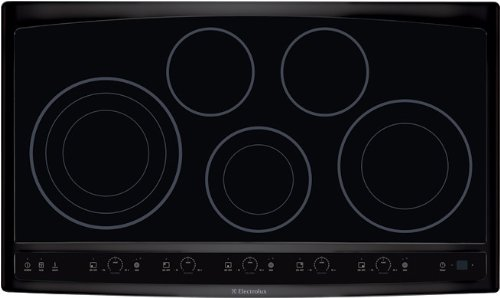 Electrolux : EW36EC55GB 36 Electric Cooktop Black  ->  Electrolux, the Leading European Premium Appliance