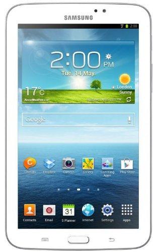 Displayschutzfolie Samsung Galaxy Tab 3 7.0 Crystal Clear SM-T210 T211 Schutzfolie 3-lagig kratzfest Display Tab3 T 210 T 211 klar