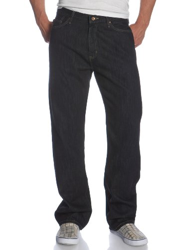 Nautica Jeans Men's Relaxed Jean, Atlantic Dark, 36x32