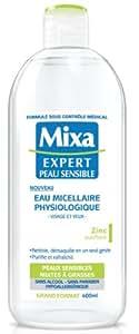 Mixa Eau Micellaire Purifiante 400 ml