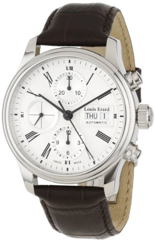 Louis Erard Men's 78259AA21.BDC21 Heritage Chronograph Automatic Watch