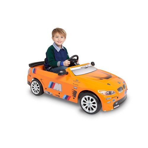 Toys Toys 6-volt BMW M3 GT Ride On, Orange