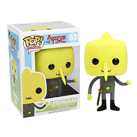 Funko - Pdf00003934 - Figurine Cinéma - Pop - Adventure Time - Lemongrap