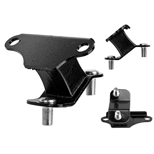 MAXMOUNT Transmission Engine Motor Mounts A6579 For 1999 2000 2001 2002 2003 Acura TL 3.2L/1999-2004 Honda Odyssey 3.5L Auto Trans Mount Rear 8986 (2001 Honda Accord Motor Mount Kit compare prices)