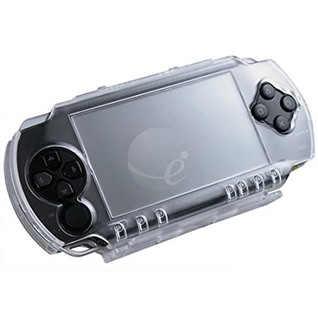 New Clear Crystal Hard Cover Case for SONY PSP 1000