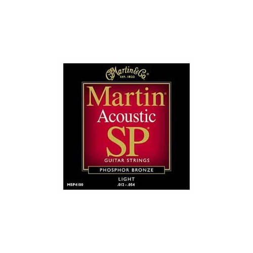 Martin MSP4100 SP Phosphor Bronze Acoustic Guitar