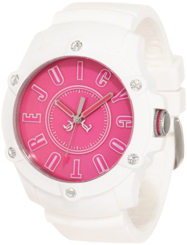 Juicy Couture Women's 1900908 Surfside Silicon Strap Watch