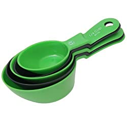 Progressive PS-9012G 5 Piece Snap Fit Measuring Cups