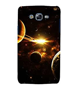 printtech Nature Solar System Planets Back Case Cover for Samsung Galaxy J1::Samsung Galaxy J1 J100F