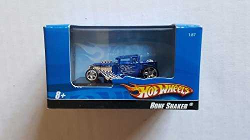 Hot Wheels Bone Shaker 1:87 Scale in Collector's Display Case