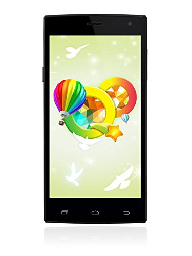 TJC StarQ Q5002 LTE対応 SIMフリー スマートフォン Android 4.4搭載 5インチ液晶 StarQ Q5002+OCN音声SIM+マイクロSD8GB+belkin スタイラスペンセット ブラック Q5002SET