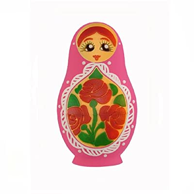 Russian Doll 4GB USB Flash Memory Drive PINK by EASYWORLD