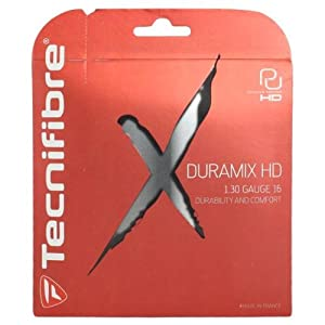 Tecnifibre Duramix HD 16G Tennis String Natural [Misc.]
