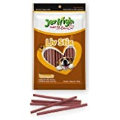 Jerhigh Dog Snack Liv Stix 100 Gm (PACK OF 2)