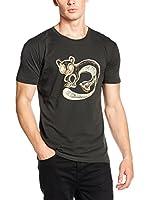 Marc by Marc Jacobs Camiseta Manga Corta Lemur (Gris Oscuro)