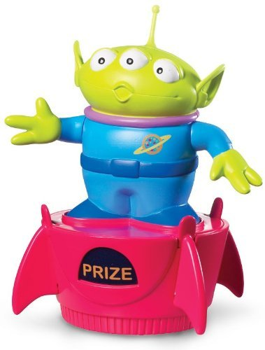 "Disney Pixar Toy Story 3 ALIEN Action Figure with ""Prize"" Base - 1"