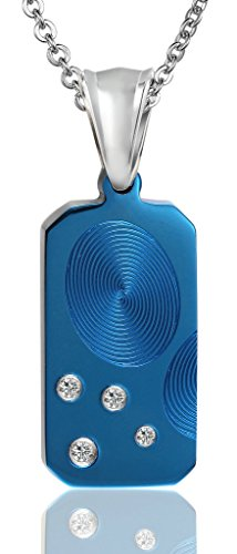 beydodo-stainless-steel-men-pendant-necklace-fingerprint-id-tag-lovers-link-blue-white-cz