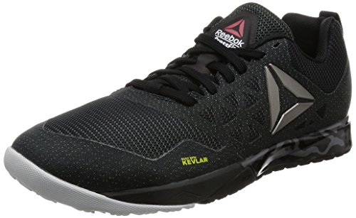 reebok-crossfit-nano-60-men-fitness-shoes-black-gravel-black-white-pewter-10-uk-44-1-2-eu