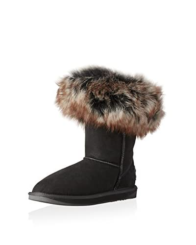 Australia Luxe Collective Womens Foxy Shearling Short Short Shearling Fur Trimmed Boot