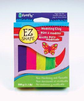 Ez Shape Clay - Bright Color Set