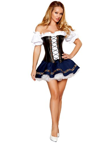 Roma Costume Beer Maiden Baby (Small)