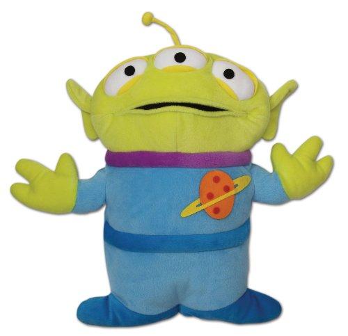 Imagen principal de Toy Story 3 14130  - Alien de  peluche (43 x 25 cm) [importado de Alemania] (Joy Toy)