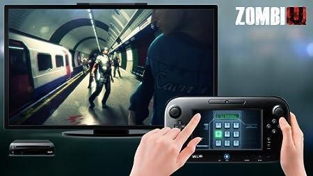 Wii U - Console 'ZombiU' Premium Pack 32 GB, Black (Nera) - Limited Edition