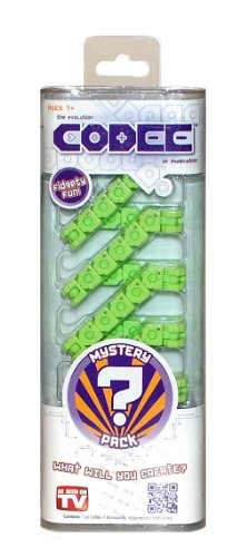 Codee Toy Building Strand - Green Mystery Pack