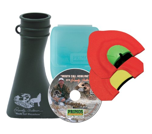 Primos Randy Anderson - Mouth Call Howler Pack