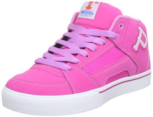 Etnies Disney Monsters Rvm Skate Shoe (Toddler/Little Kid/Big Kid),Pink,3 D Us Little Kid
